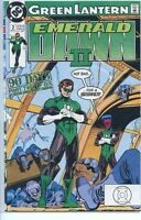 Green Lantern Emerald Dawn II 1991 series # 2 near mint comic book