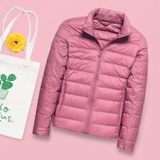 UK Packable Ultralight Women's 90% Duck Down Jacket Winter Puffer X-Large Coat