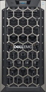Dell PowerEdge T340 Server 64GB RAM 4TB 4x1TB RAID 3.4GHz Xeon QC E-2224 NEW
