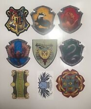 Hogwarts Car Yeti Decals Gryffindor Ravenclaw Slytherin Hufflepuff Harry Potter