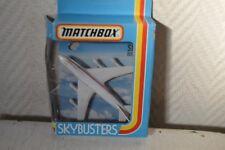 AVION MATCHBOX SKYBUSTER BOEING 747 VIRGIN BOITE  PLANE/PLANO SB 10