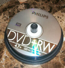 16 Dvd Rw Recordable Dvd'S