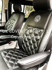 IN STOCK!!  PREMIUM VW TRANSPORTER T5 OR T6  VAN SEAT COVER GREY BENTLEY