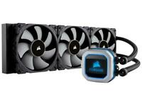 Corsair Hydro Series, H150i PRO RGB, 360mm. 3 X 120mm ML PWM Fans, Advanced RGB