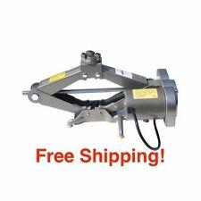 Electric Car Jack Scissor 1 Ton 12V Lift For Convenient Portable Auto Repair