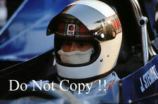 Jackie Stewart Tyrell 003 Italian Grand Prix 1971 Photograph 2