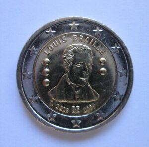 2 Euro Commémorative Belgique 2009