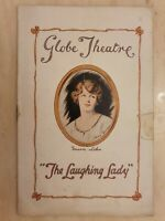 THEATRE PROGRAMME THE LAUGHING LADY - VIOLLET VANBRUGH LESLIE FABER EDITH EVANS