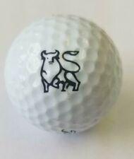 Used Merrill Lynch Bull Logo Ball