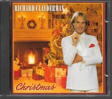 CD ALBUM 16 TITRES--RICHARD CLAYDERMAN--CHRISTMAS--1986