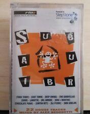 SUBURBIA - BOB SINCLAIR - EARTHA KITT - BINI + MARTINI - MUSICASSETTA SIGILLLATA