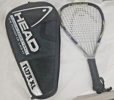 Head Ti.175 Xl Titanium Racquetball Racquet with Case