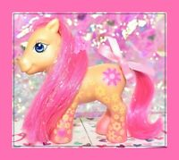 ❤️My Little Pony G3 Summer Bloom Pretty Patterns Crystal Princess Flower Ombre❤️