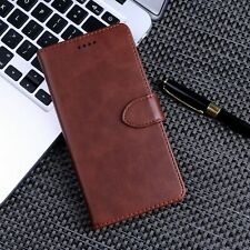 Case For Motorola Moto E5 G6 Plus Z2 Play One Power PU Leather Wallet Flip Cover