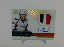 2015-16 SPA Chandler Stephenson Future Watch Auto Patch SP/100