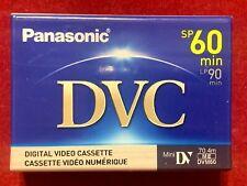 Panasonic DVC SP60 LP90 Mini DV Digital Video Cassette
