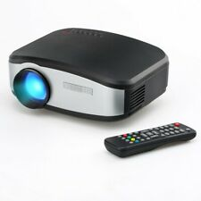 Cheerlux C6 with Screen Projector LED 1200:1 800x480 Support 720p 1080p Home The