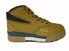 FILA GRIND 2 NUBUK WINTERSTIEFEL LEDER BOOTS STIEFEL GRUNGE beige Gr. 36