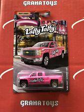 14 MB Chevy Silverado 1500 Laffy Taffy 2019 Matchbox Candy Series Mix A