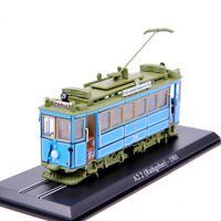 Atlas A2.2 (Rathgeber) 1901 Tram 1/87 trolley bus model Diecast Model