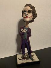 The Joker Head Knocker NECA Bobble Head The Dark Knight