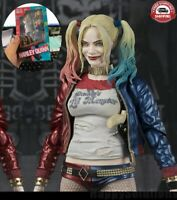 Shf Dc Suicide Squad Harley Quinn Action Figures Toys Doll
