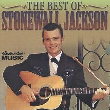 Audio CD: The Best of Stonewall Jackson, Stonewall Jackson. Acceptable Cond. Com