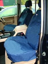 LAND ROVER DISCOVERY 2 1998-2004  FRONT SEAT WATERPROOF SEAT COVERS SET - BLUE