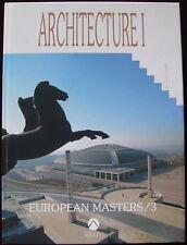 Europeans Masters 3 Architecture 1 Atrium Arquitectura