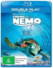 Finding Nemo (Blu-ray, 2012, 2-Disc Set)
