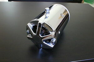 【FREE SHIPPING】 Lowrider Hydraulics Competition Chrome Motor PREST-HI Hopping