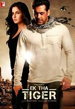 Ek Tha Tiger (2012) -  Salman Khan, Katrina Kaif - bollywood hindi movie dvd
