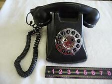 Vintage  Con-air Phone.  Black push button TELEPHONE