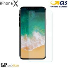 Tt Vetro Temperato Apple iPhone x Pellicola Protettiva Display 9h