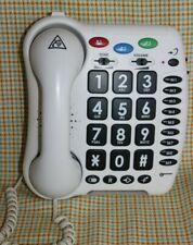 Geemarc Big Button Elderly Friendly Phone CL100V2