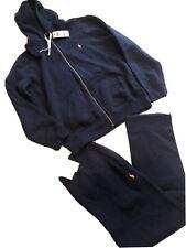 new POLO Ralph Lauren men's Sweat track suit  Sweatshirt Jacket pants Large