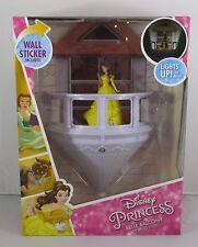 Disney Princess Belle Balcony 3D FX Deco Light NEW (Not a Toy)