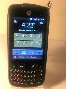 Motorola ES400 - Black (Unlocked) Smartphone PDA Mobile Computer QWERTY