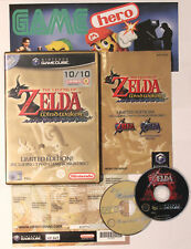 La Leyenda de Zelda the Wind Waker Edición Limitada GAMECUBE PAL Ocarina of Time
