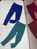 LOT 2 PAIRS LULULEMON Zone In Tight Size 6 FABLETICS Small Compression EUC READ