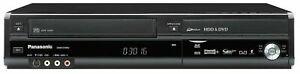 Panasonic DMR-EX99 Multi Region 250GB HDD/DVD/VHS/SD Combi Recorder Multi region