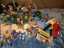 He-man Tmnt Spawn Toys Lot