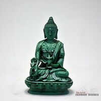 Carving Buddha statue , Tibetan healing and medicine buddha resin statue