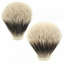 Finest Level Badger Hair Shaving Brush Knot DIY 21 - 26mm Men Wet Shave Handle