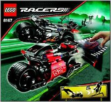 (Instructions) for LEGO Set 8167 Power Racers - Jump Riders - Manual ONLY