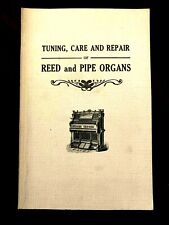 New listing Tuning Care and Repair of Reed and Pipe Organs by Niles Bryant Paperback Exc