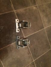 Peugeot 206 Boot Hinges Tailgate Pair Set X 2   Right Left N/s O/s