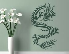 Dragon Monster - Highest Quality Wall Decal Sticker