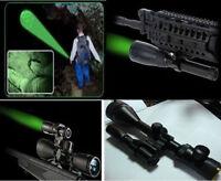 Long distance ND3x30 Green Laser Designator Night Vision Flashlight Torch