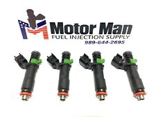 Motor Man - Deka 25185231 Flow Matched Set Fuel Injectors Chevrolet Spark 1.2L